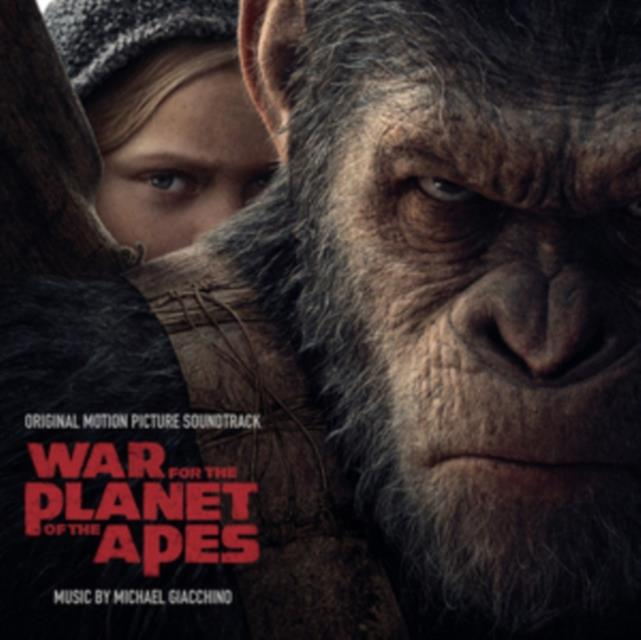 War for the Planet of the Apes (CD / Album)