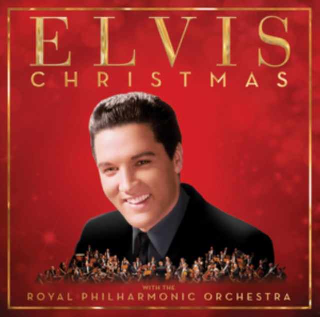 Christmas (Elvis Presley & The Royal Philharmonic Orchestra) (CD / Album)