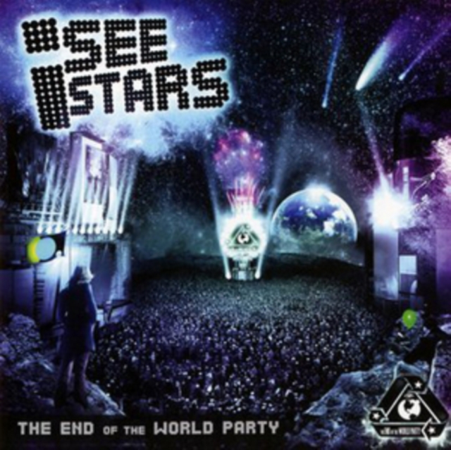 The End of the World Party (I See Stars) (CD / Album)