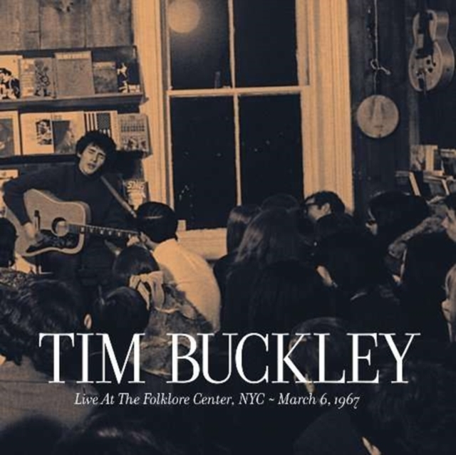 """Livefolklore Centre Nyc March 6Th (""""Buckley,Tim"""") (CD / Album)"""
