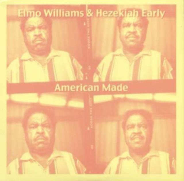 "American Made (Elmo Williams & Hezekiah Early) (Vinyl / 10"" Single)"