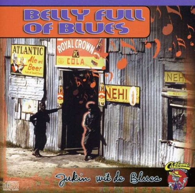Belly Full Of Blues (CD / Album)