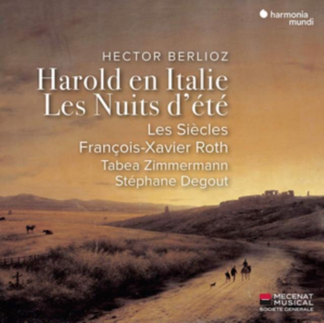 Hector Berlioz: Harold En Italie/Les Nuits D't (CD / Album)