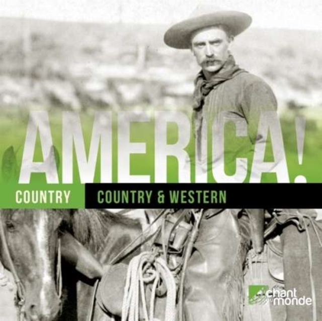 America Country 2 Country Western (CD / Album)