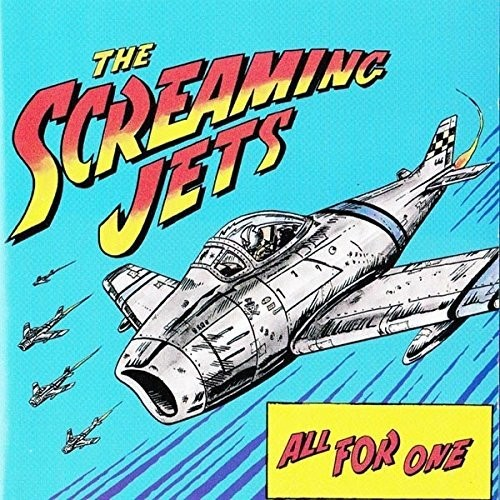 All For One (Screaming Jets) (CD)