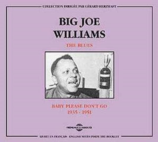 Blues, the [french Import] (Big Joe Williams) (CD / Album)