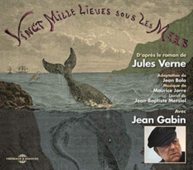 Vingt Mille Lieues Sous Les Mers (Jules Verne) (CD / Album)