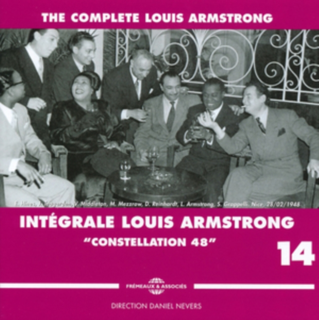 The Complete Louis Armstrong (Louis Armstrong) (CD / Album)