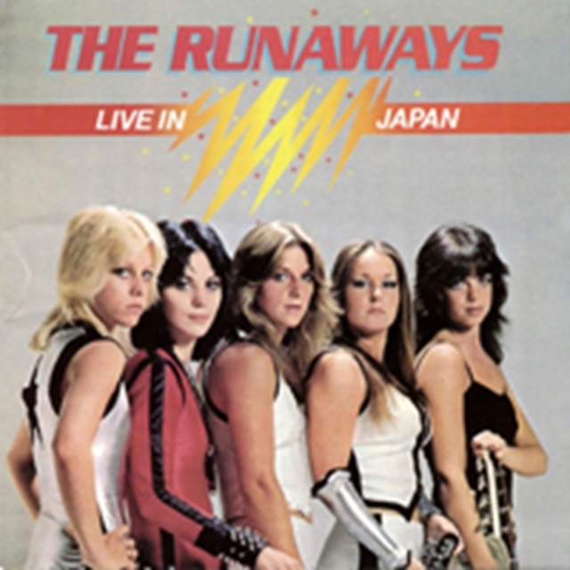 Live In Japan (Runaways) (CD / Album)