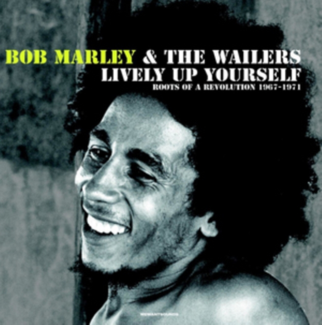 Lively Up Yourself (Bob Marley and The Wailers) (CD / Album)
