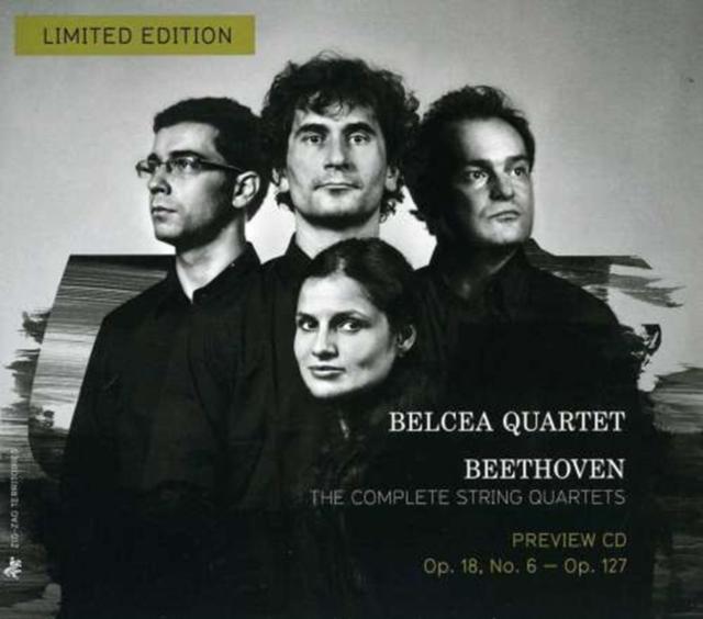 Beethoven String Quartets L (CD / Album)