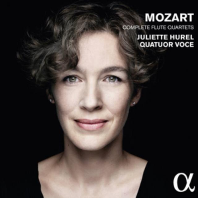 Mozart: Complete Flute Quartets (CD / Album)