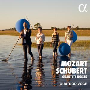 Mozart/Schubert: Quartets Nos. 15 (CD / Album)