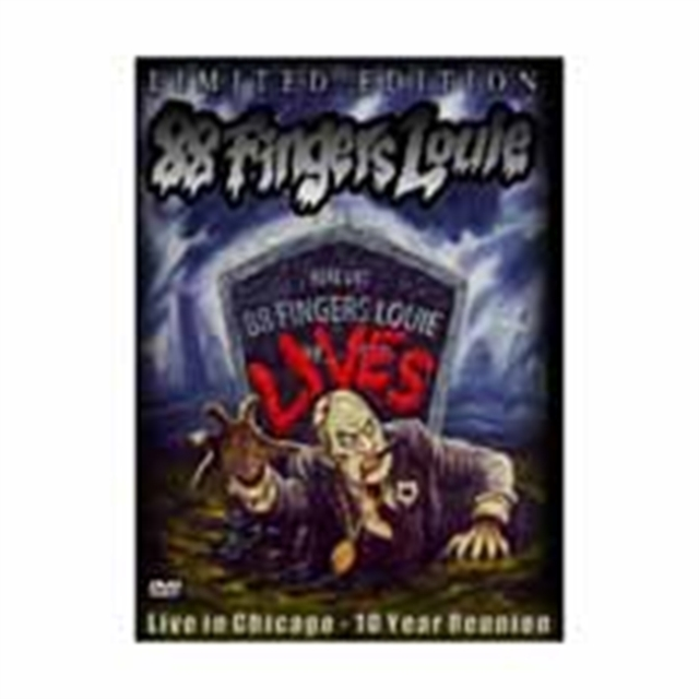 88 Fingers Louie: Live in Chicago - 10 Year Reunion (DVD / Limited Edition)
