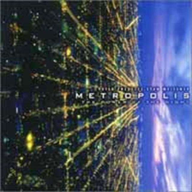 The Power Of The Night (CD / Album)
