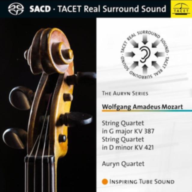 Wolfgang Amadeus Mozart: String Quartets (SACD)