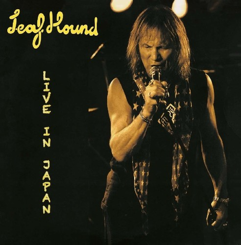 Live In Japan (Leaf Hound) (CD)