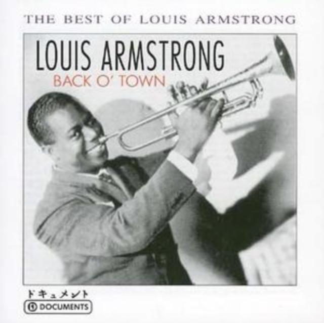 Back O' Town (Louis Armstrong) (CD / Album)