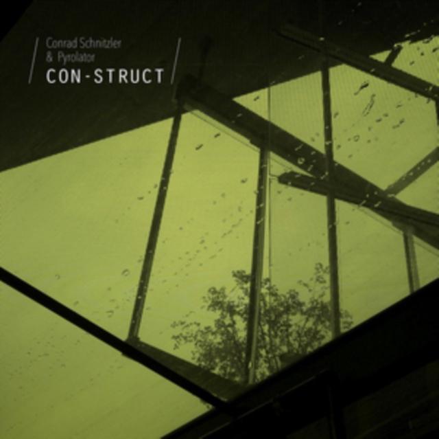 Con-struct (Conrad Scnitzler & Pyrolator) (CD / Album)
