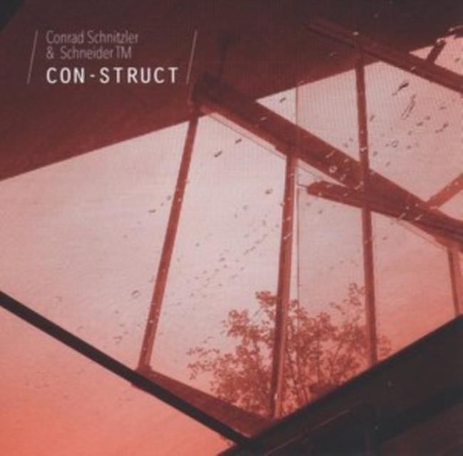 "Con-struct (Conrad Schnitzler/Schneider TM) (Vinyl / 12"" Album with CD)"