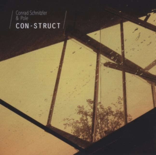 Con-struct (Conrad Schnitzler/Schneider TM) (CD / Album)