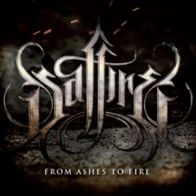 From Ashes to Fire (Saffire) (CD / Album)
