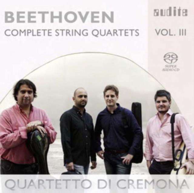 Beethoven: Complete String Quartets (SACD)