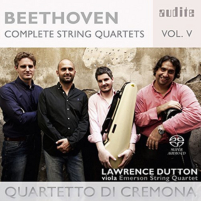 Beethoven: Complete String Quartets (SACD / Hybrid)