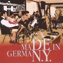 Made in GermaN.Y. (Unterbiberger Hofmusik) (CD / Album)