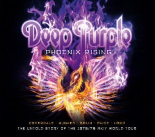 Phoenix Rising (Deep Purple) (CD / Album with DVD)