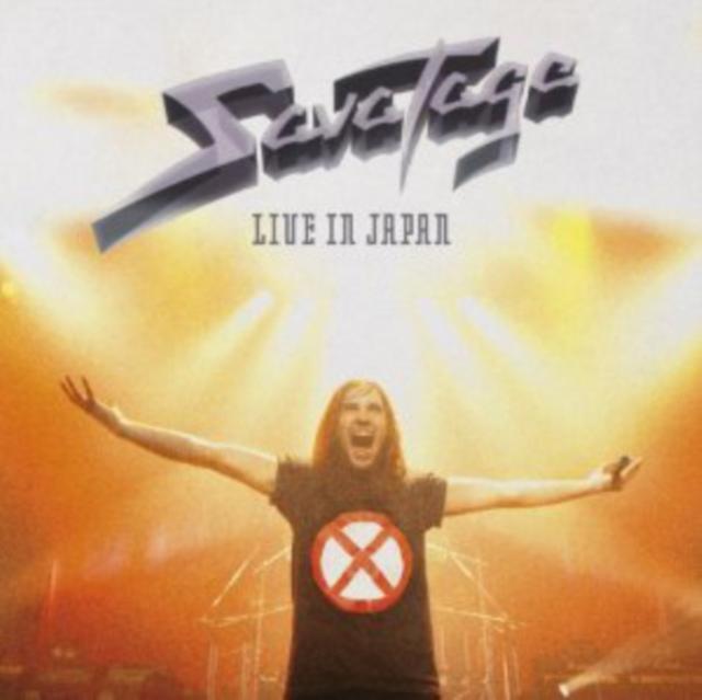 Live in Japan '94 (Savatage) (CD / Album)