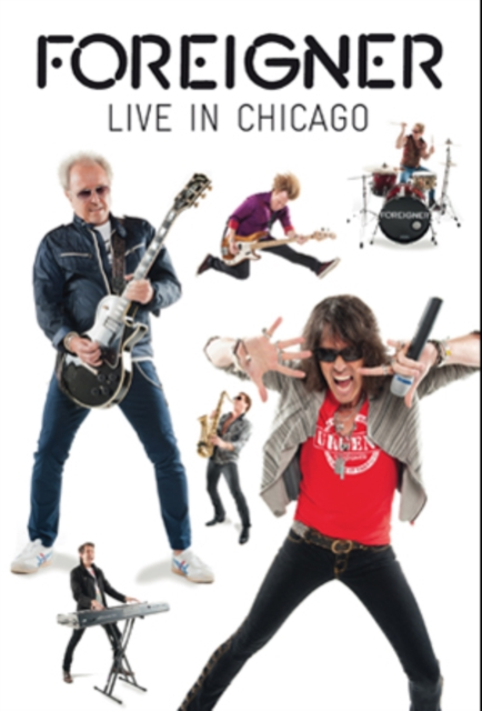 Foreigner: Live in Chicago (DVD)