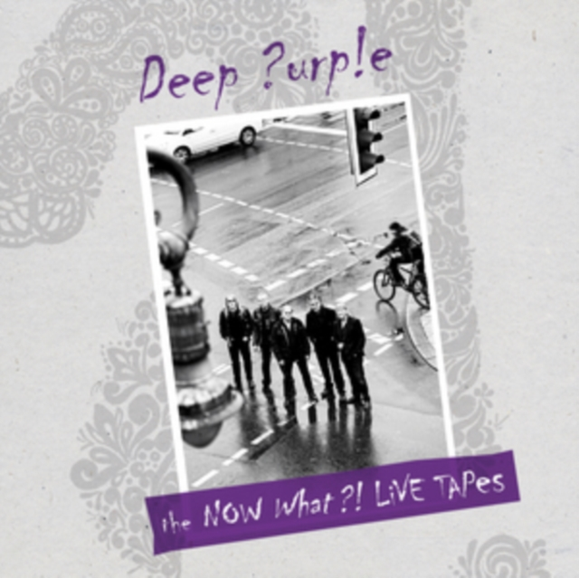 "Now What?! (Deep Purple) (Vinyl / 12"" Album)"