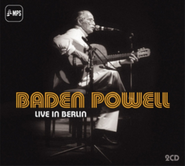 Live in Berlin (Baden Powell) (CD / Album)