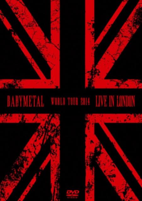 Babymetal: Live in London (DVD)