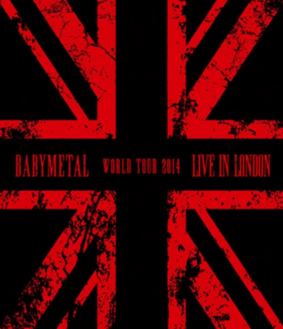 Babymetal: Live in London (Blu-ray)
