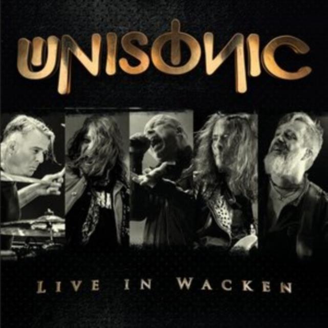Live in Wacken (Unisonic) (CD / Album with DVD)