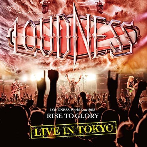 Live in Tokyo (Loudness) (CD / Album with DVD)