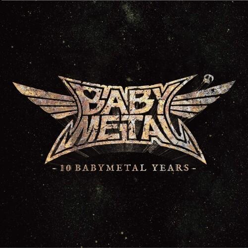 10 Babymetal Years (Babymetal) (CD / Album)