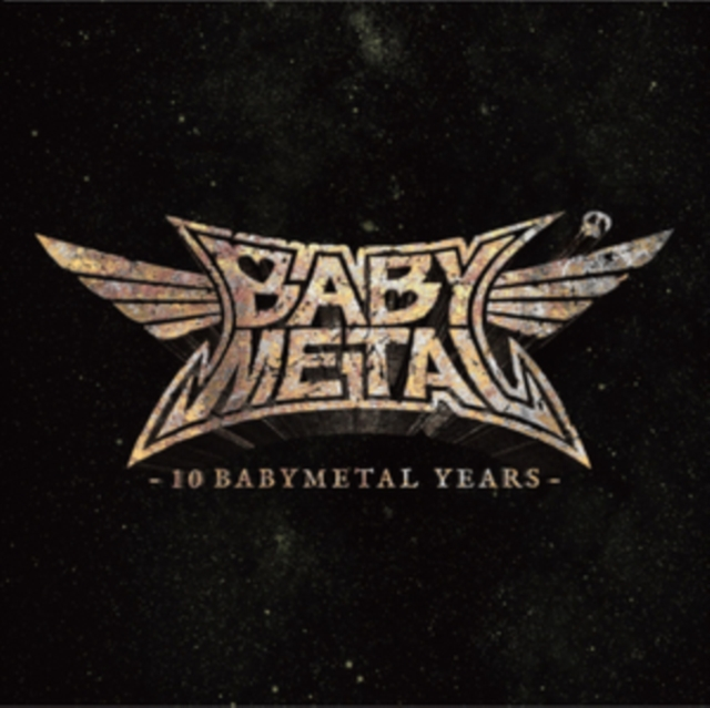 10 Babymetal Years (Babymetal) (Vinyl / 12
