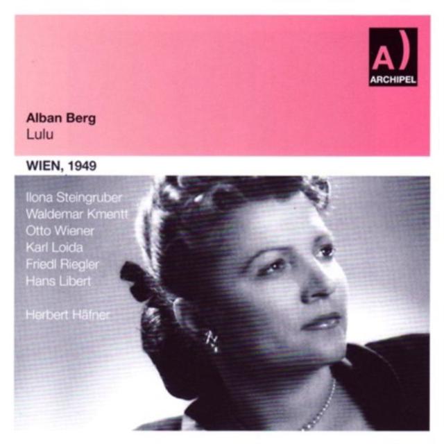 Alban Berg: Lulu (CD / Album)