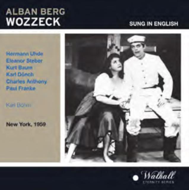 Alban Berg: Wozzeck (CD / Album)
