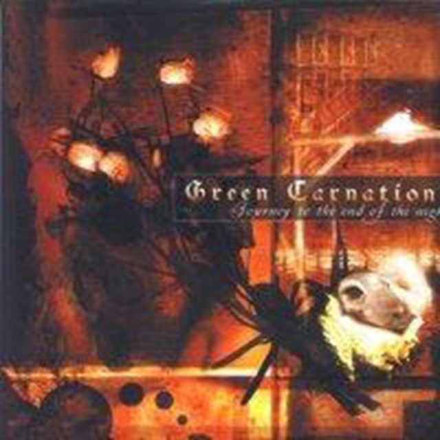 Journey to the End of the Night (Green Carnation) (CD / Album)