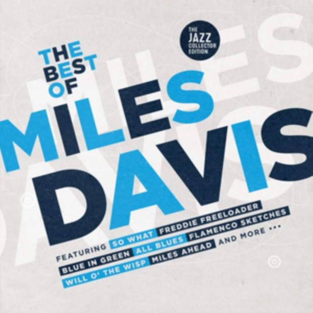 The Best of Miles Davis (Miles Davis) (CD / Album)