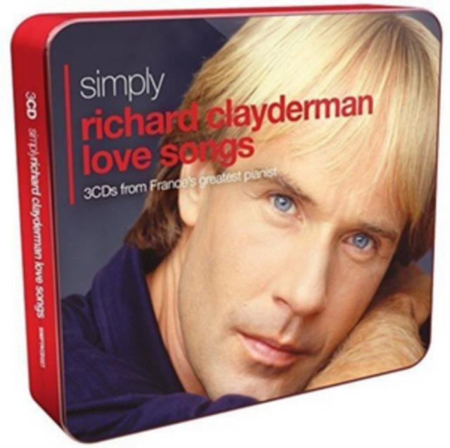 Simply Richard Clayderman Love Songs (Richard Clayderman) (CD / Album)
