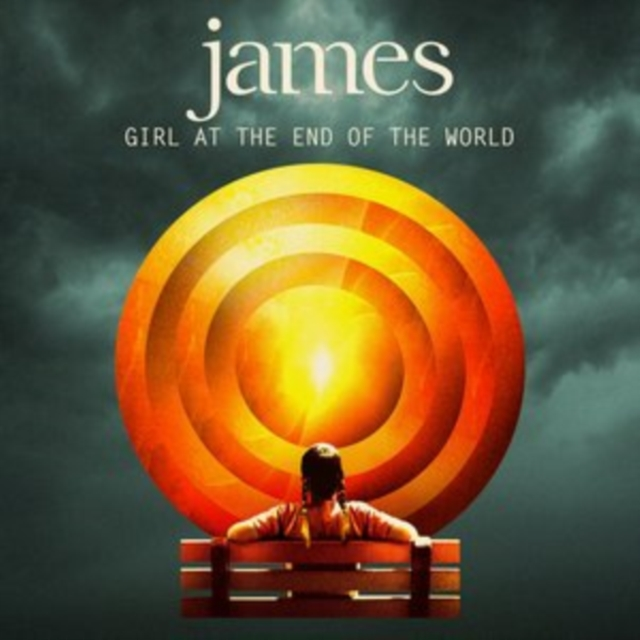 Girl at the End of the World (James) (CD / Album)