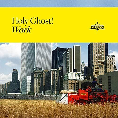 "Work (Holy Ghost!) (Vinyl / 12"" Album)"