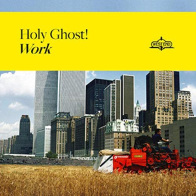 Work (Holy Ghost!) (CD / Album)