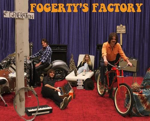 Fogerty's Factory (John Fogerty) (Vinyl)