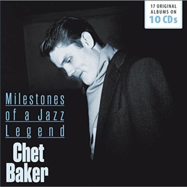 Milestones of a Jazz Legend (Chet Baker) (CD / Box Set)